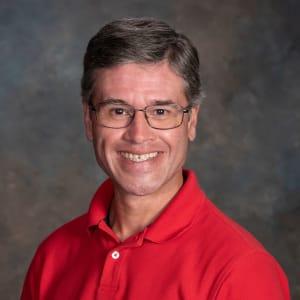 Pete Grohmann, Maintenance Director