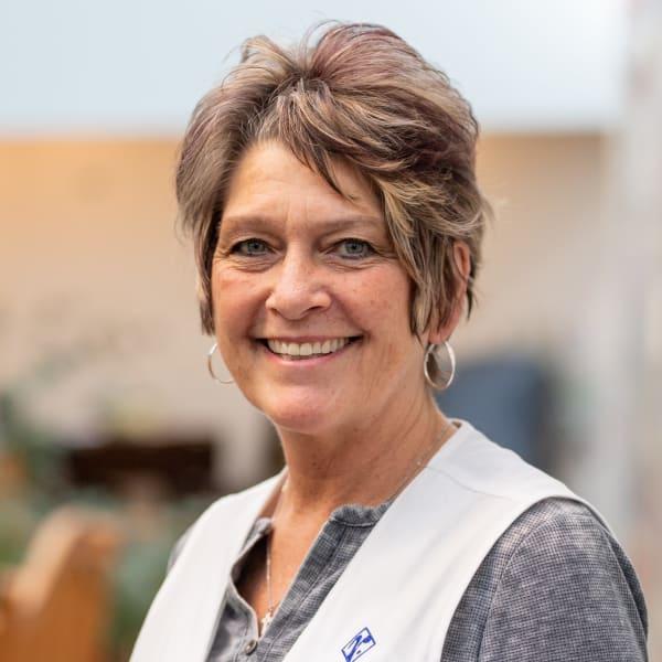 Toni Kellerman, RN at White Oaks in Lawton, Michigan