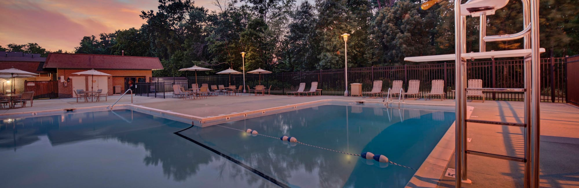 Apartments at Heritage Woods in Bel Air, Maryland