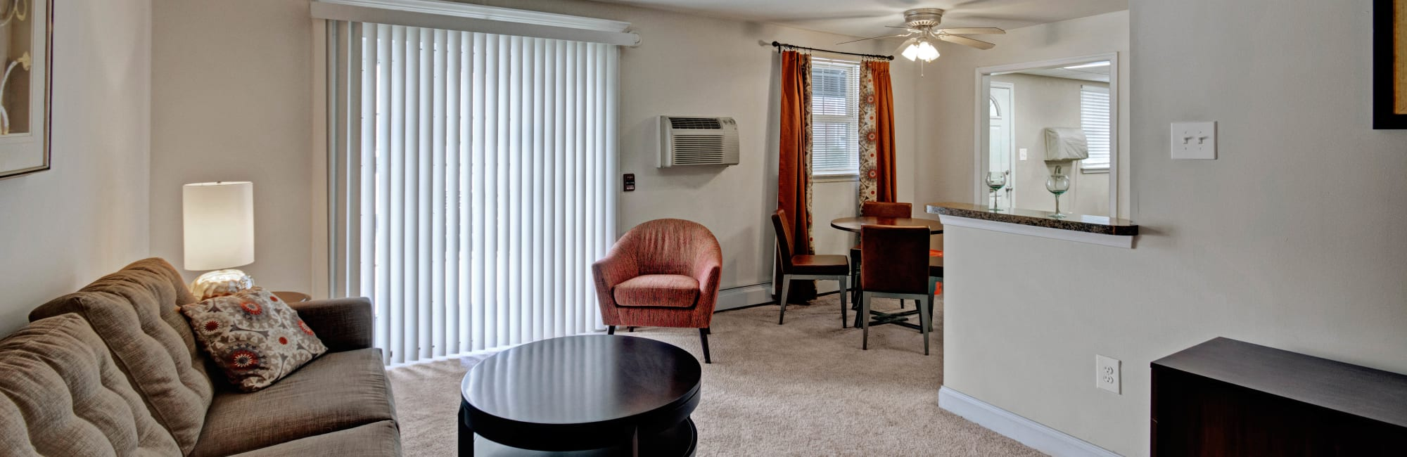 Apartments at Ridley Brook Apartments in Folsom, Pennsylvania