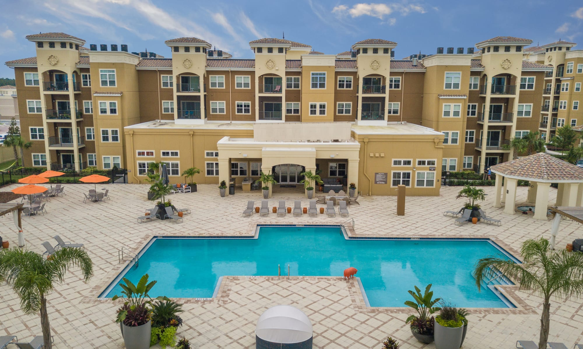 The Gate Apartments in Champions Gate, Florida