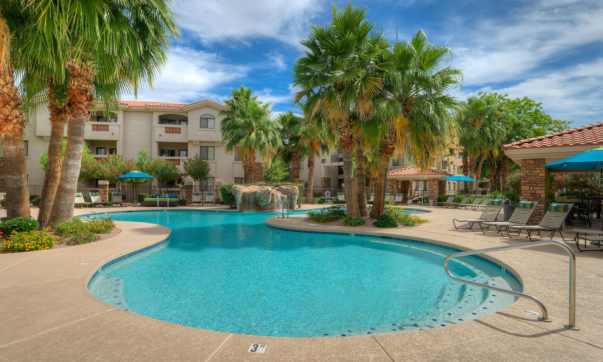 Apartments in Tempe, Arizona at San Marbeya