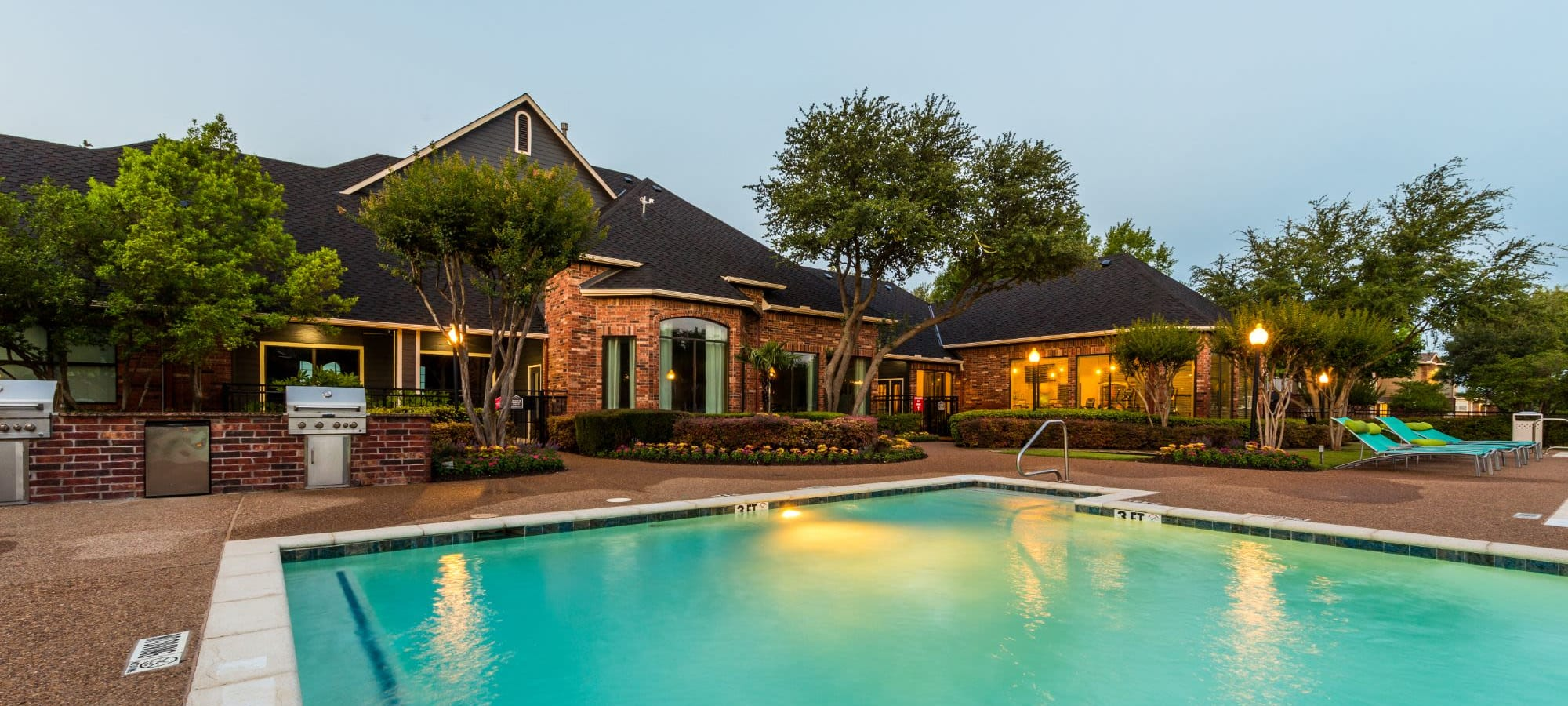 Amenities at Marquis at Stonebriar in Frisco, Texas