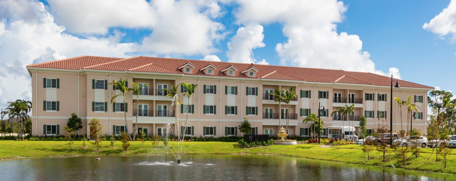 Photo gallery of Senior Living in Palm Beach Gardens