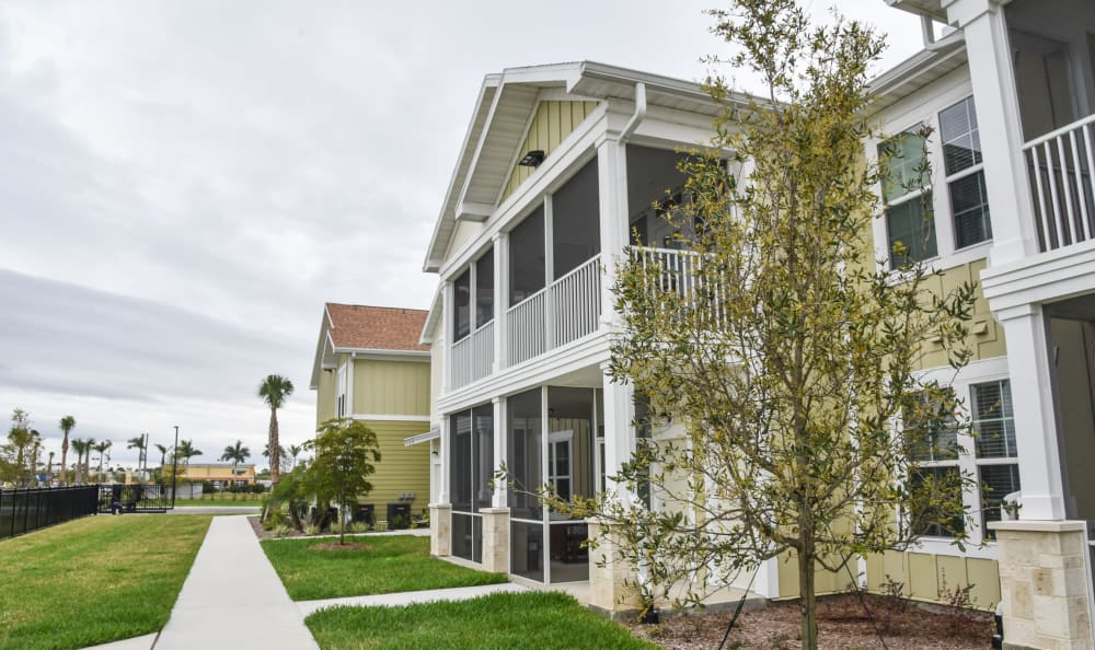 Exterior at Springs at Port Charlotte in Port Charlotte