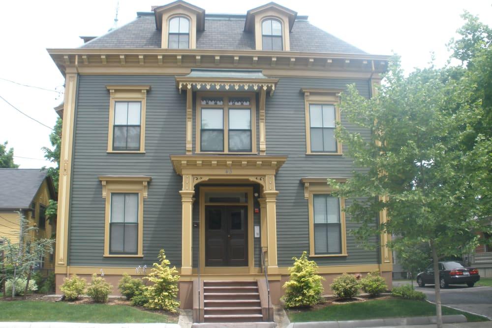 Parkis Historic Properties near ONE Neighborhood Builders Apartments in Providence, Rhode Island