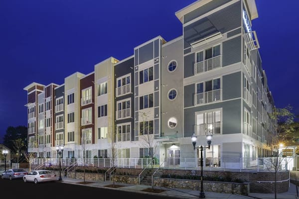 The Moderne Apartments in Stamford, CT