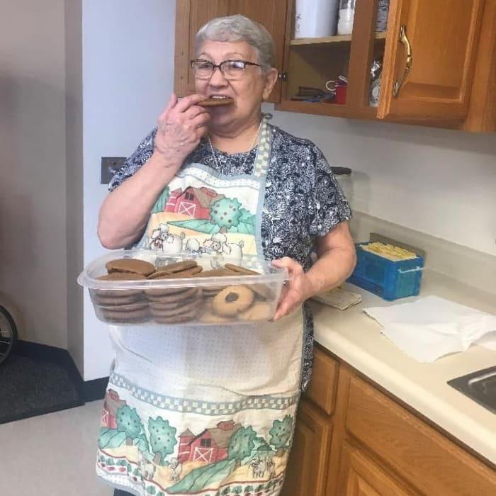 Our Dare to Dream program at Lawton Senior Living in Lawton, Iowa