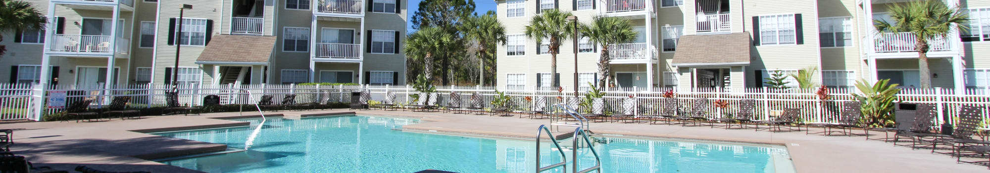 Apartments in New Port Richey offering 1, 2 & 3
