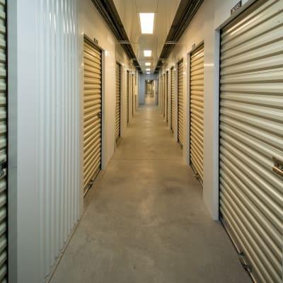 Self storage units at Neighborhood Storage in Ocala, FL