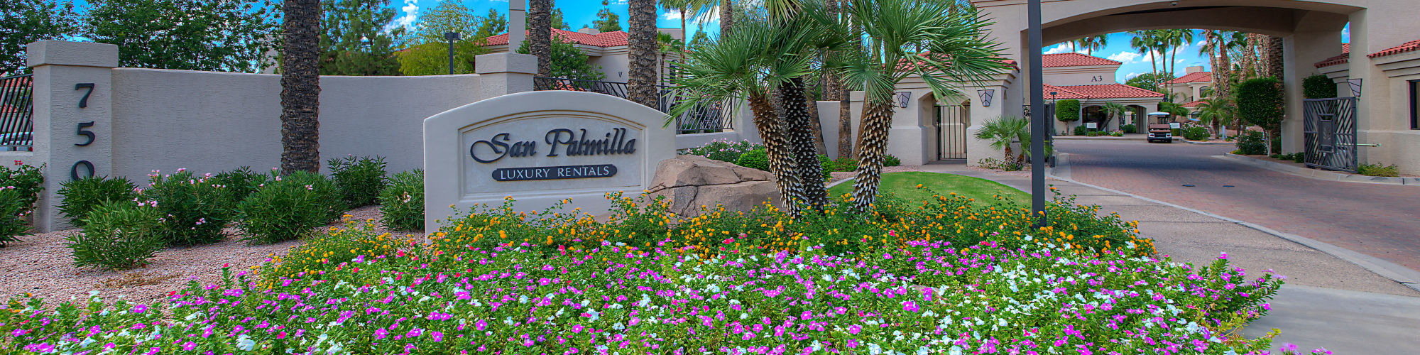 Map & Directions to San Palmilla in Tempe, Arizona