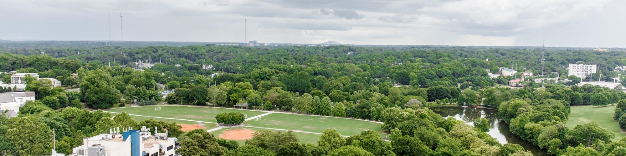 Virtual Tour at YOO on the Park in Atlanta, Georgia