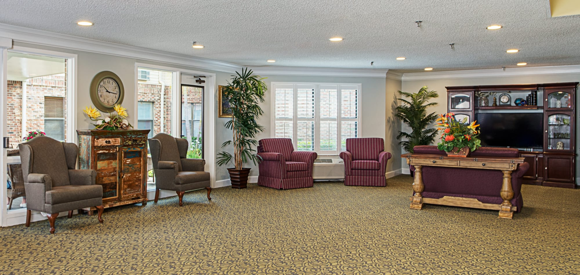 Grand Villa of Ormond Beach in Florida senior living