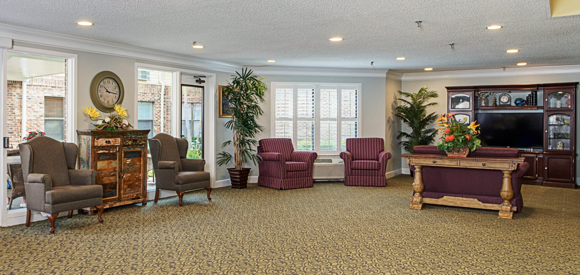 Grand Villa of Ormond Beach in Florida senior living