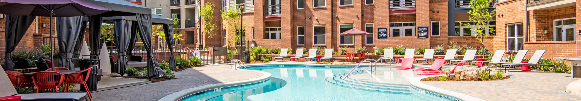Amenities at Mercury NoDa in Charlotte, North Carolina