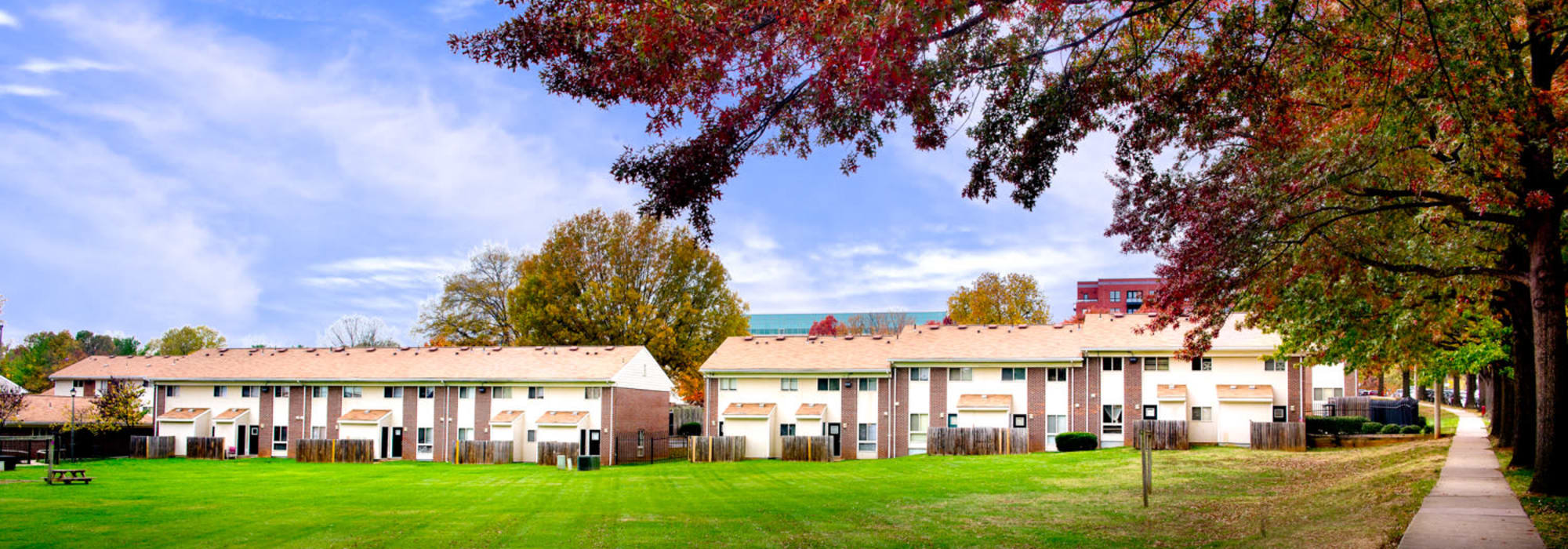 Charlottesville Va Apartments For Rent Friendship Court Apartments