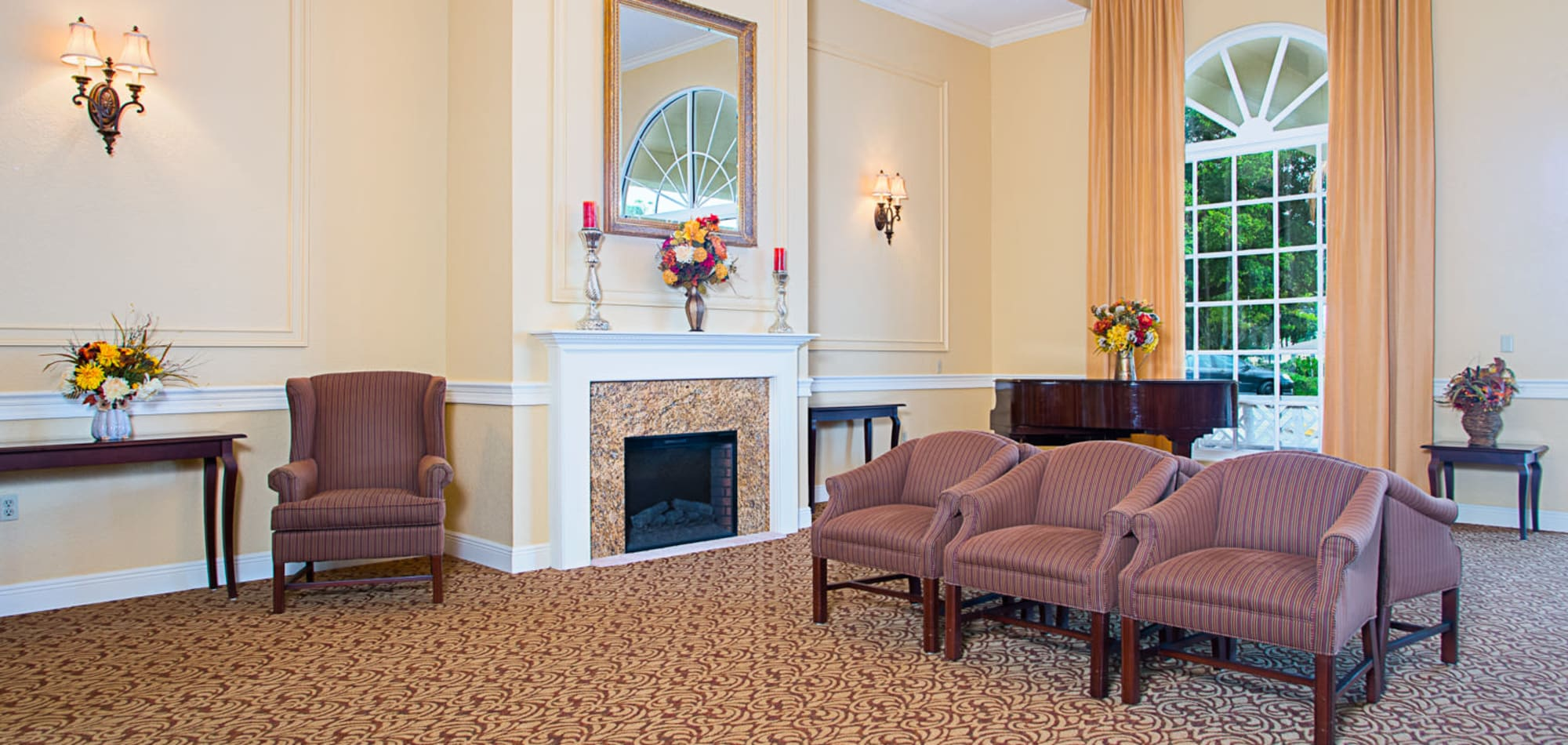 Florida senior living at Grand Villa of Delray East