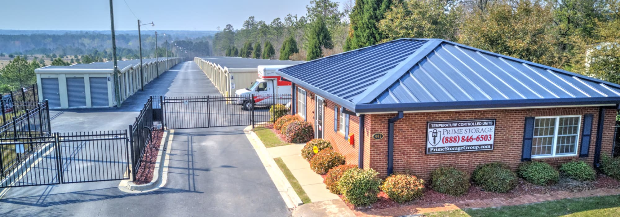 Prime Storage in Columbia, SC