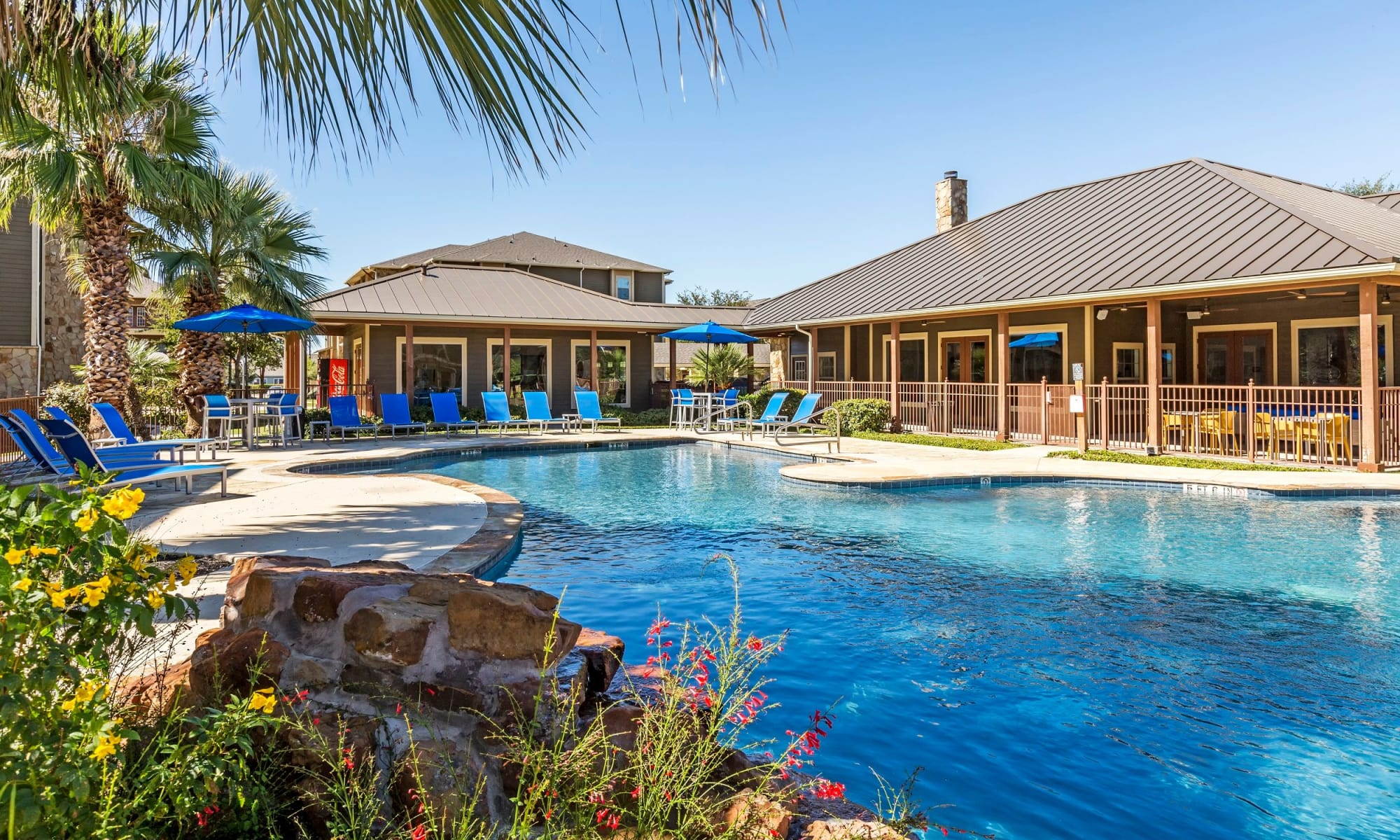 Azul Apartment Homes In Northwest San Antonio Near Leon Valley
