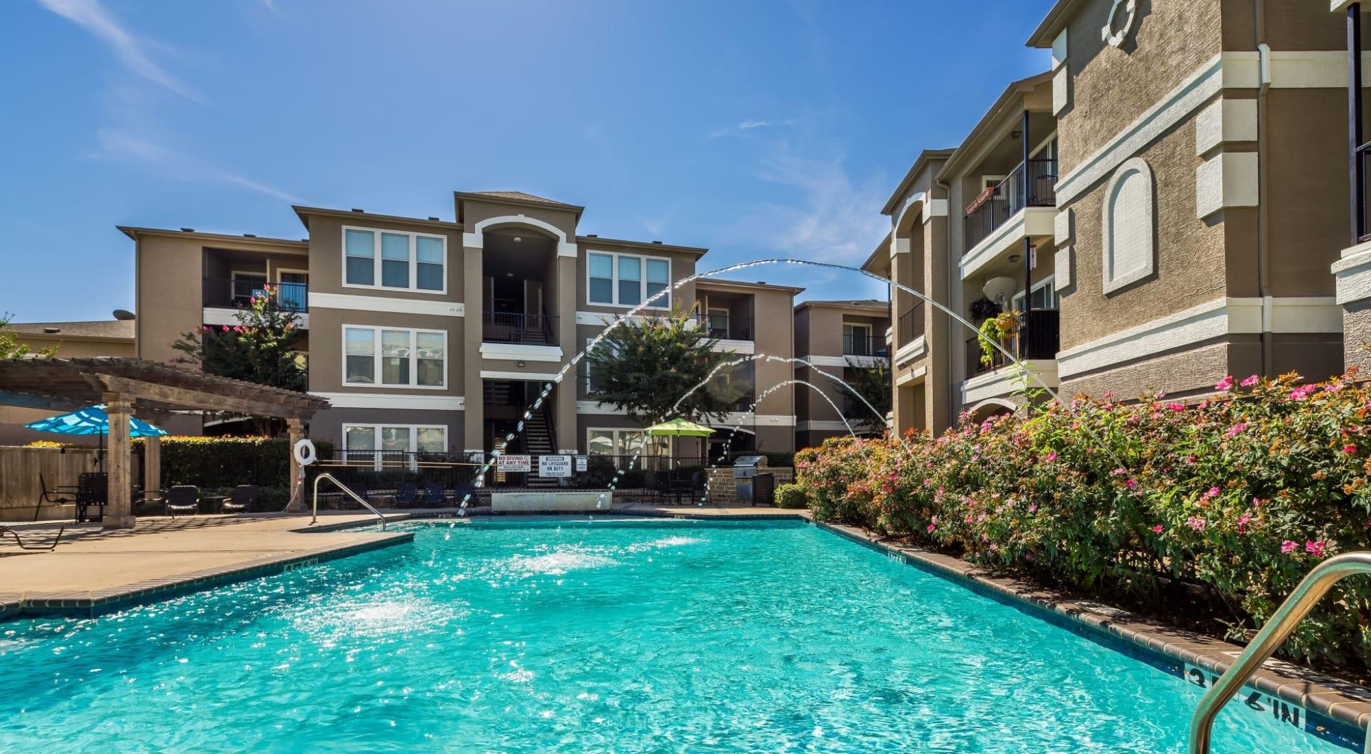 Apartments at Vail Quarters in Dallas, Texas
