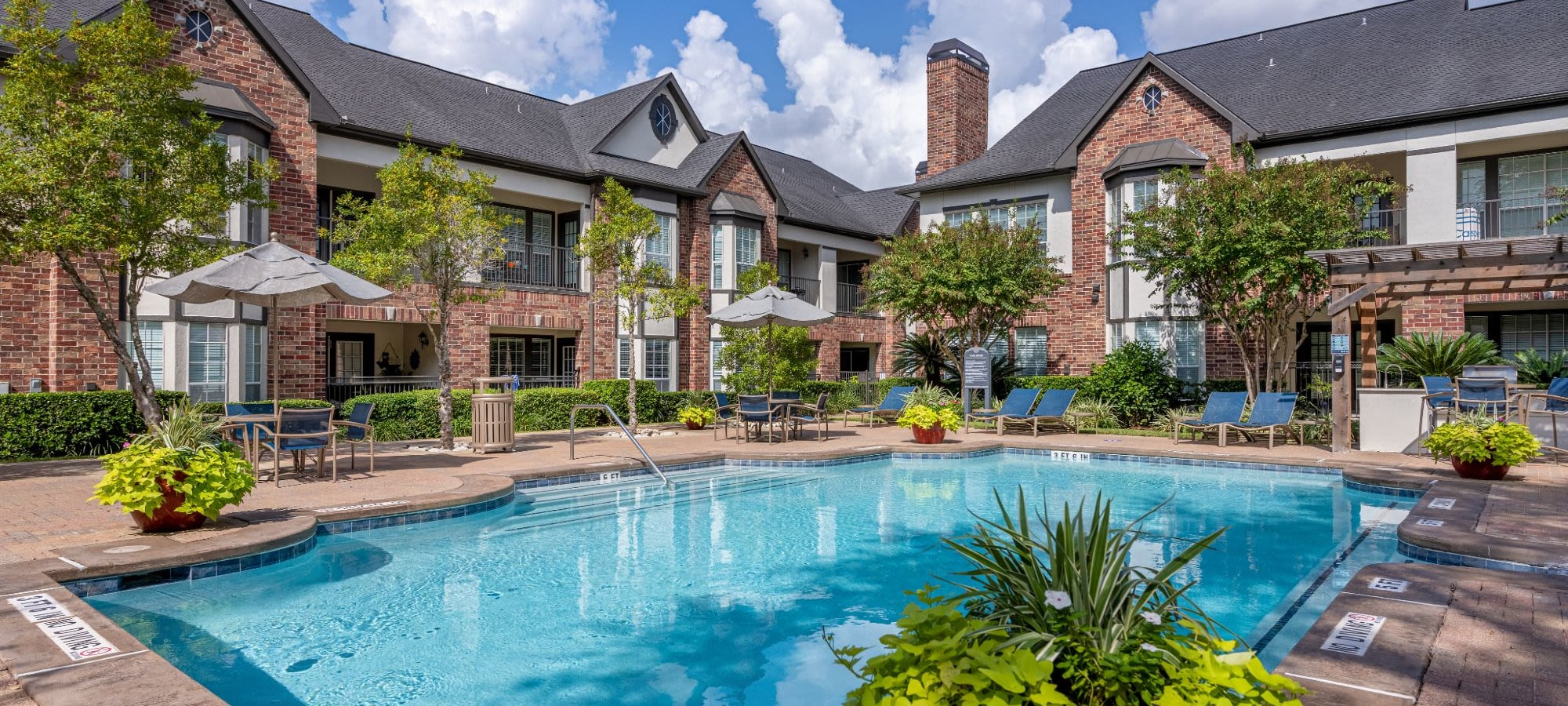 Amenities at Marquis on Memorial in Houston, Texas