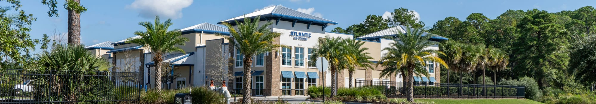 Contact us at Atlantic Self Storage for more information about our self storage locations