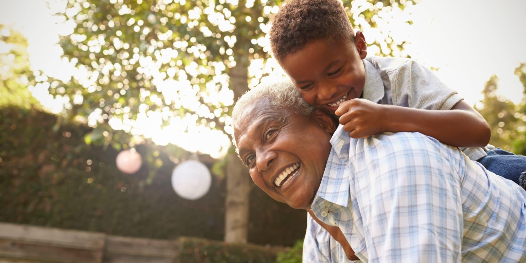 Senior living in Eau Claire, Wisconsin at Milestone Senior Living.