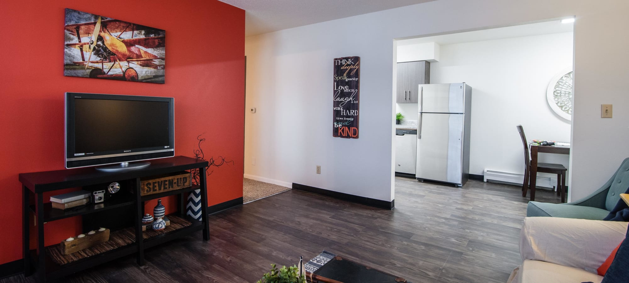Apartments at South Meadow Apartments & Townhomes in Ames, Iowa