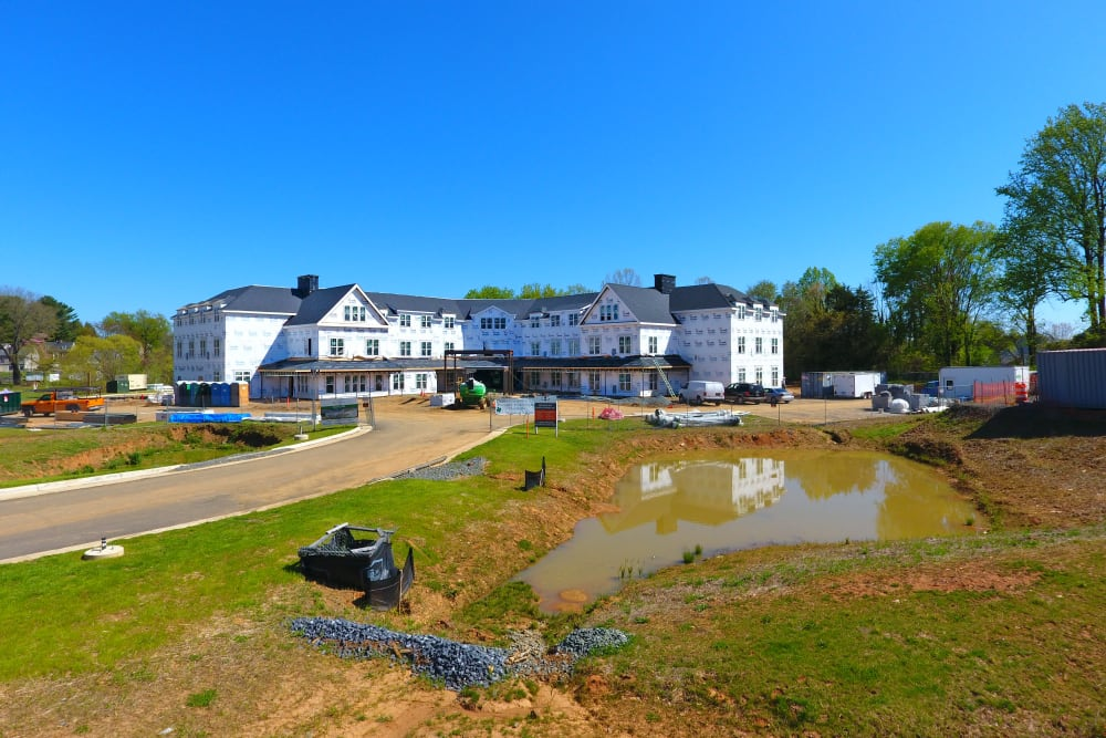 White Springs Construction Picture Front in Warrenton, Virginia