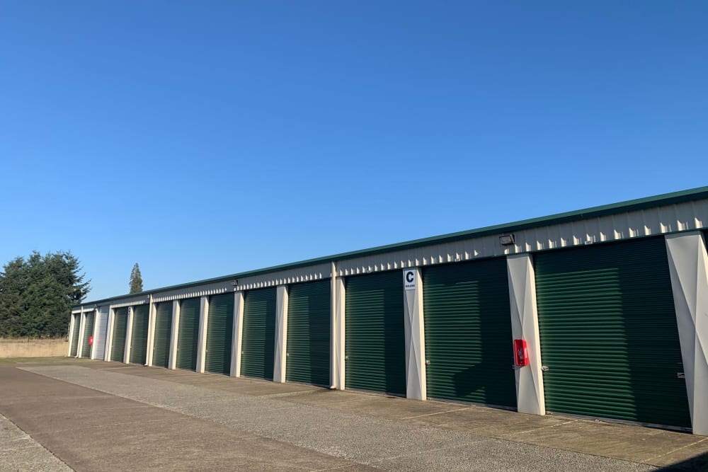 A Storage Place in Mount Angel