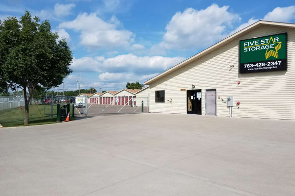 Five Star Storage in Rogers, Mn