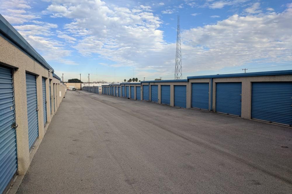 Exterior Units Lockaway Storage in San Antonio, Texas