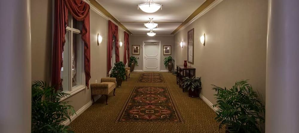 Spacious area at our independent living facility in Novi, MI