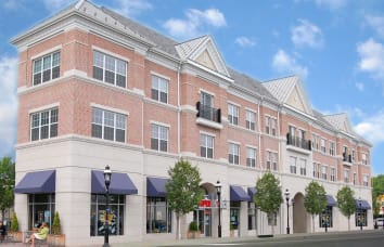 Cranford Crossing Apartments in New Jersey