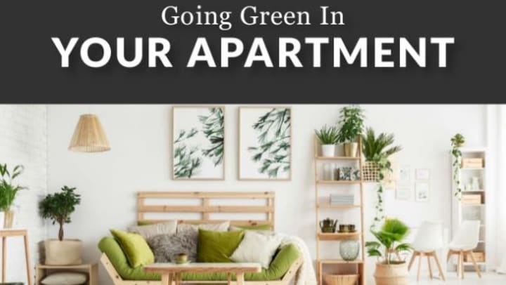 Going Green Apartment