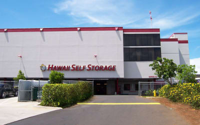 Learn more about our Pearl City location at Hawai'i Self Storage