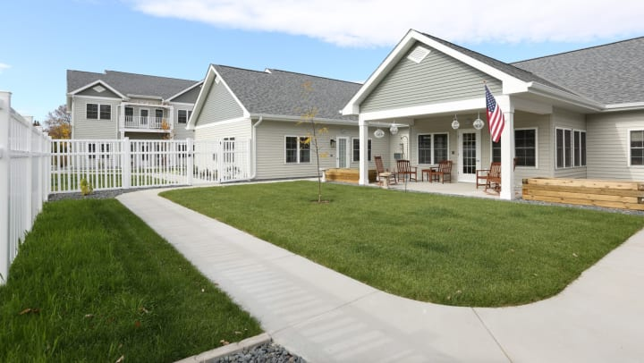 Milestones Senior Living – Tomahawk, Wisconsin