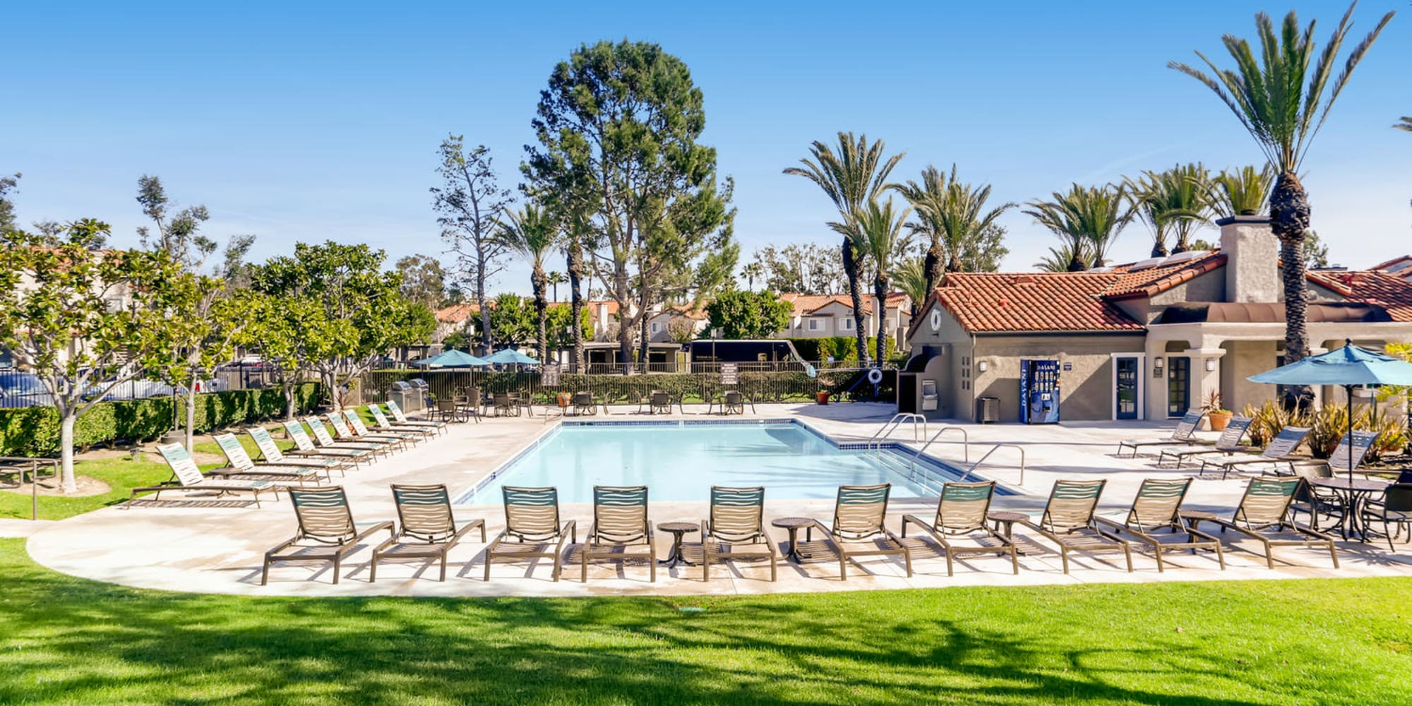 Apartments at Hidden Hills Condominium Rentals in Laguna Niguel, California