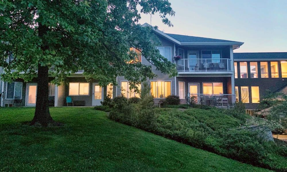 Exterior View at Maple Ridge Senior Living