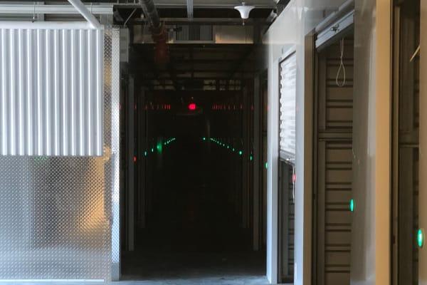 Interior units at Lockaway Storage in Loveland, Colorado