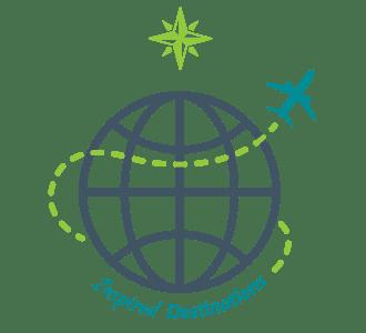 destinations logo for Inspired Living Delray Beach in Delray Beach, Florida