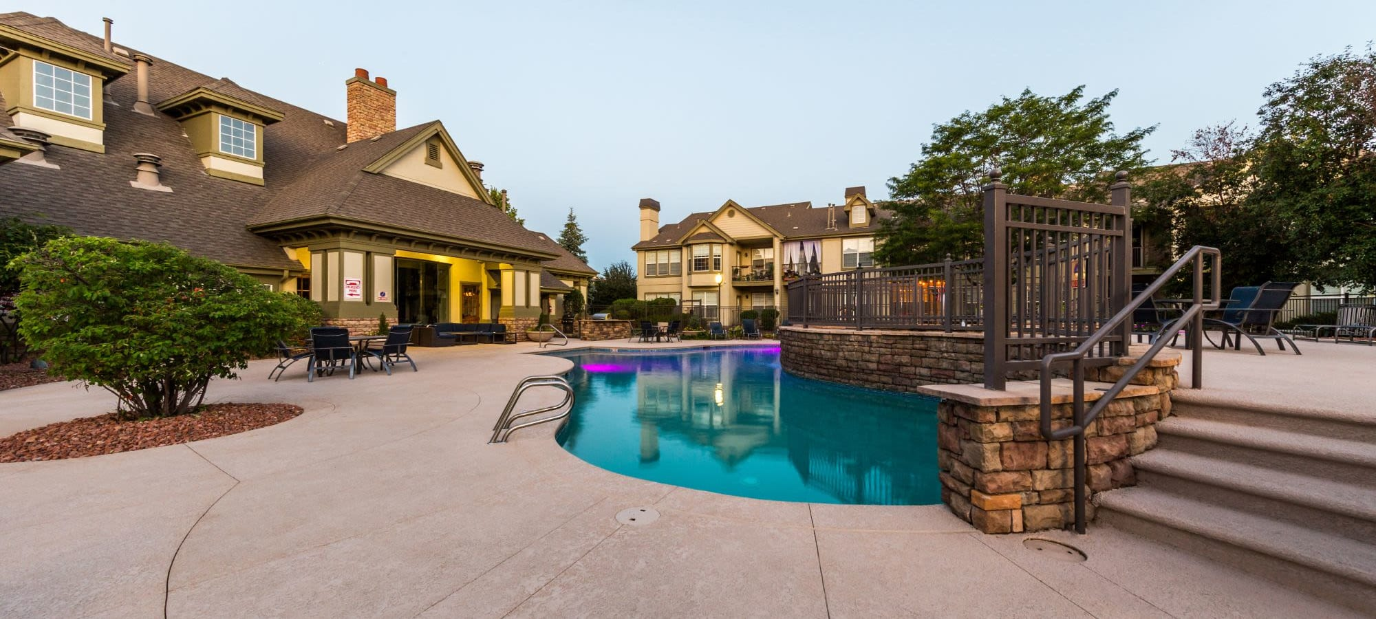 Virtual tours of Marquis at Town Centre in Broomfield, Colorado
