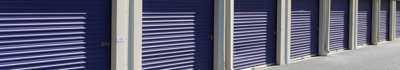 Midgard Self Storage features in Melbourne, Florida