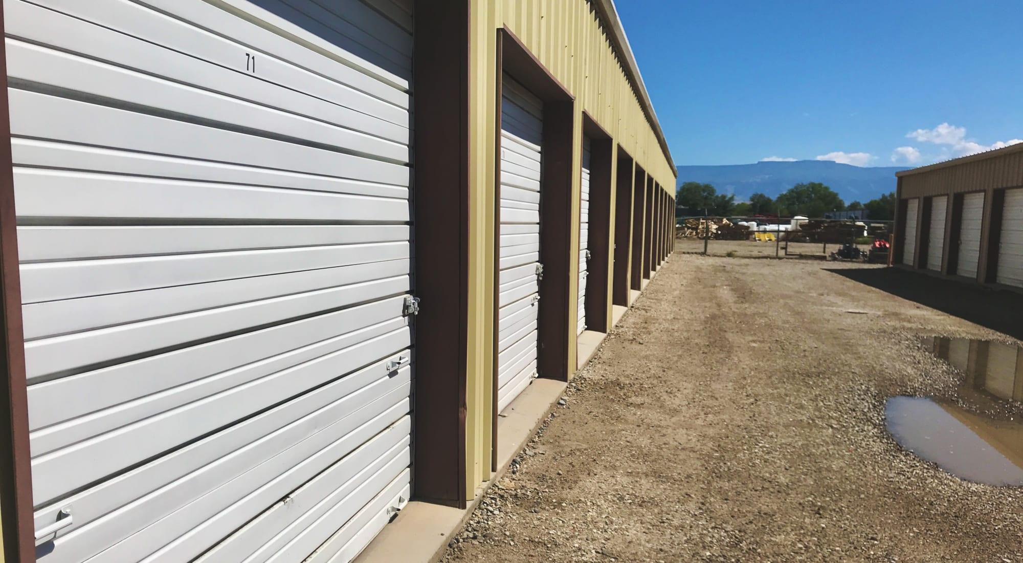 603 Storage - Dudley self storage in Raymond, New Hampshire