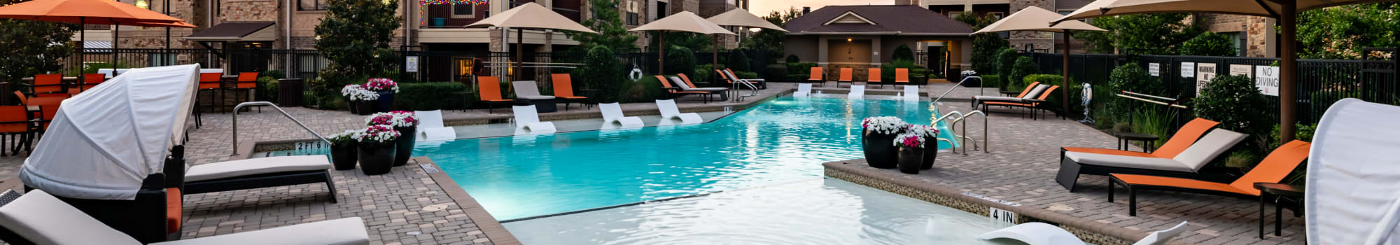 Amenities at The Sovereign in Fort Worth, Texas