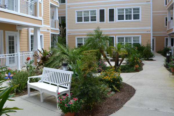 sumter senior living garden