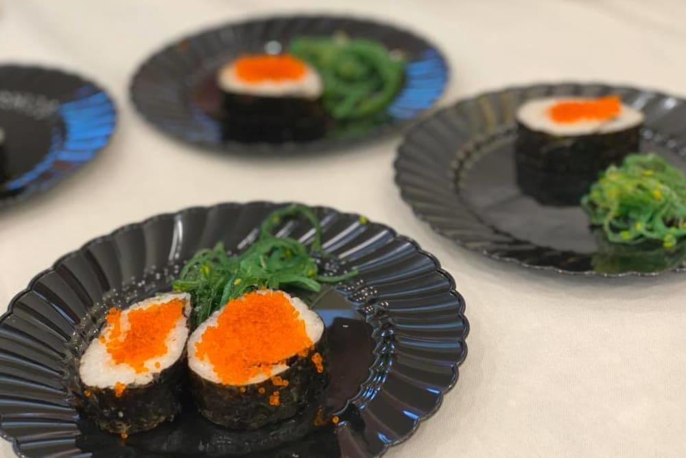 Chef Bills Presents: Passport to Japan