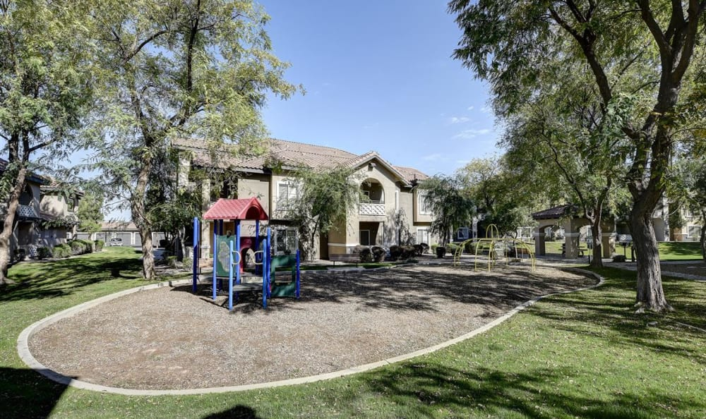 Playground at The Highlands at Spectrum in Gilbert, AZ