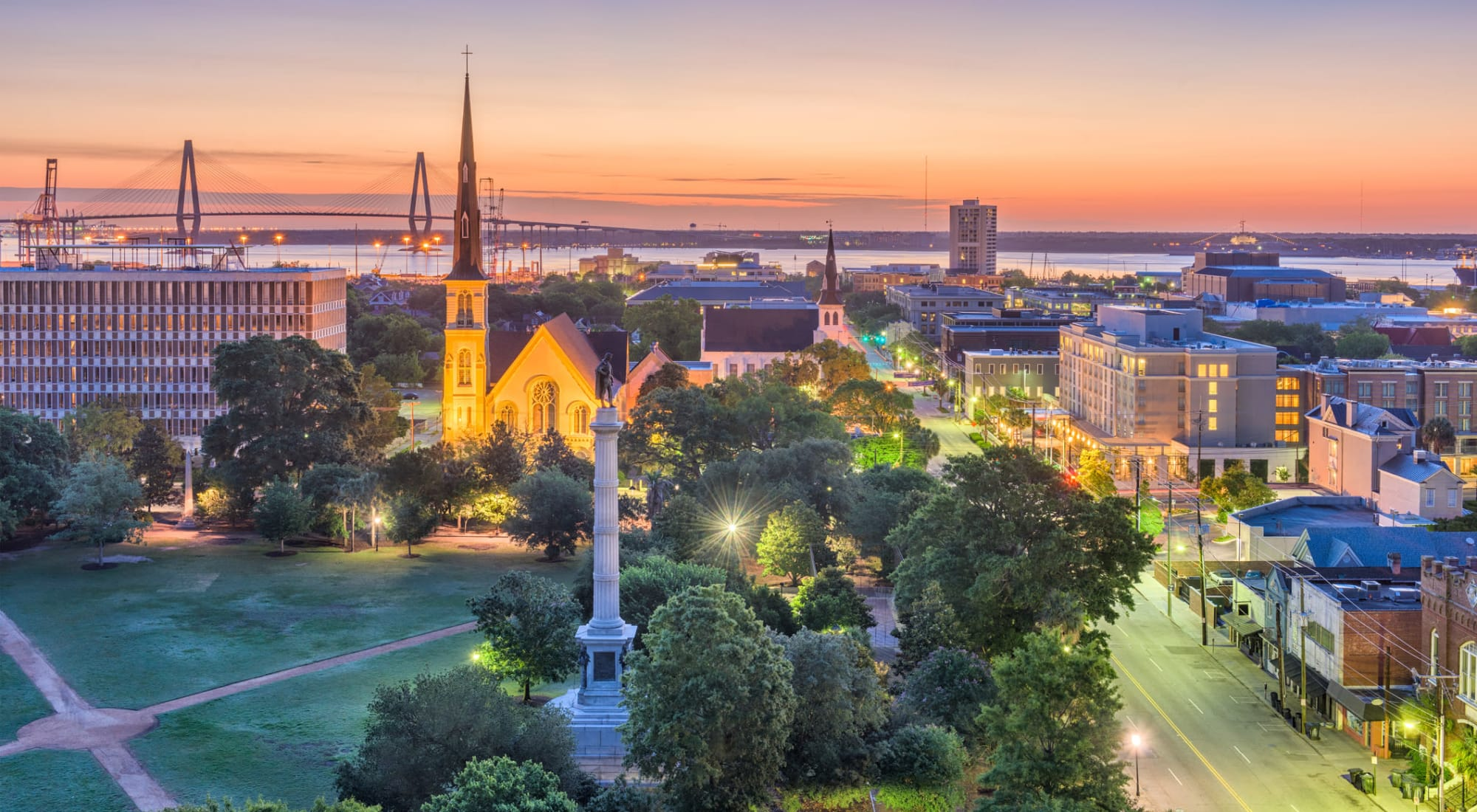 Directions to 511 Meeting in Charleston, South Carolina