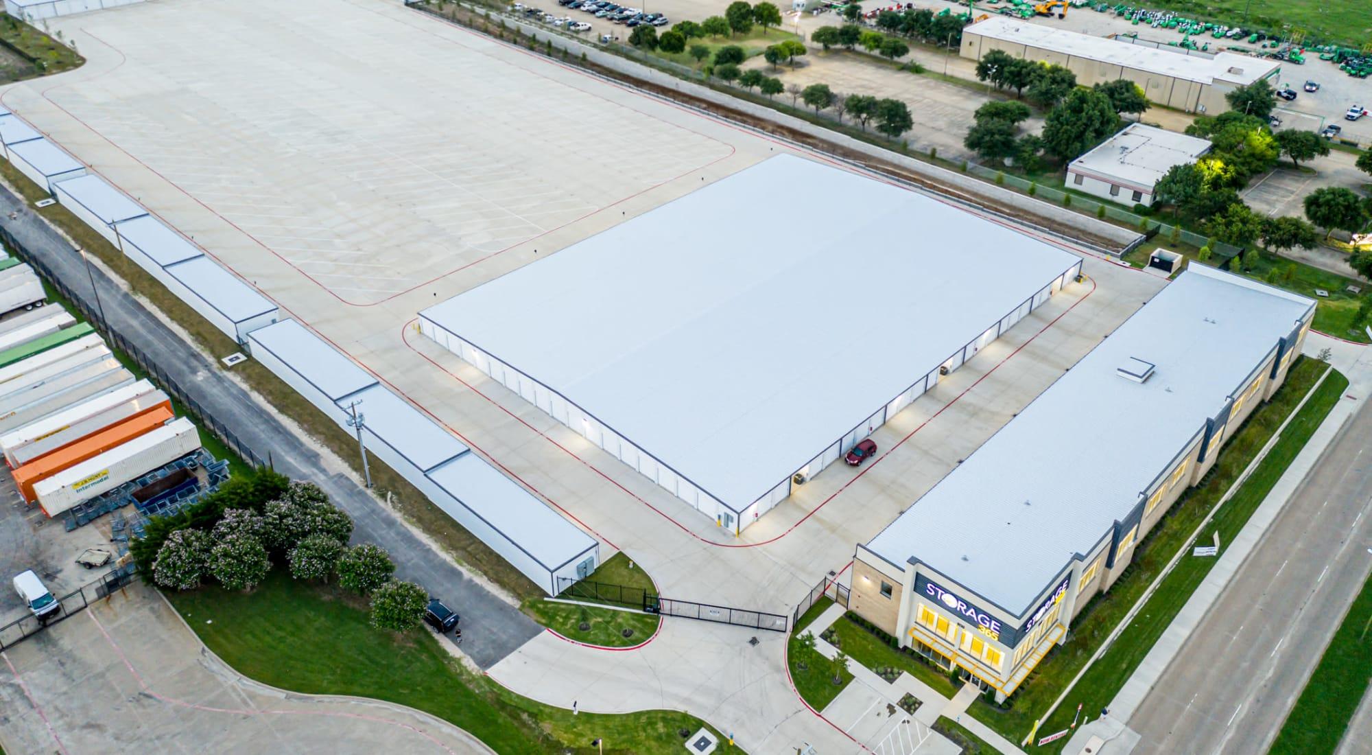 Storage 365 self storage in Southlake, Texas